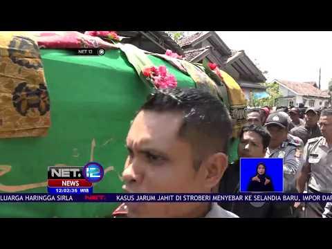Image of Prosesi Pemakaman Suporter Persija Usai Dikeroyok Suporter Persib-NET12