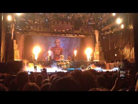 Iron Maiden - The Book of Souls (San Salvador, El Salvador 6/03/2016)