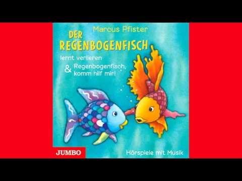 Der Regenbogenfisch YouTube Hörbuch Trailer auf Deutsch