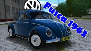City Car Driving 1.2.5: Fusca 1963/ Beetle