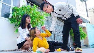 Cô Bé Đánh Giày Nghèo Hèn Bị Chủ Tiệm Bánh Mỳ Coi Thường - Táo Xanh TV