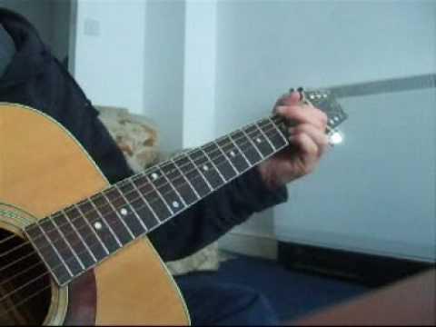 Rush - Lessons (2112) - Acoustic guitar