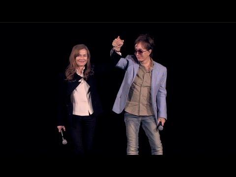 Michael Cimino et Isabelle Huppert présentent La Porte du Paradis