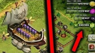 Clash of clans new and latest hack// version travel both home and builder base