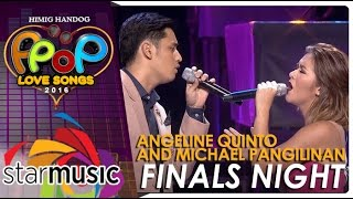 Download Angeline Quinto & Michael Pangilinan - Himig Handog P-Pop Love Songs 2016 Finals Night MP3 song and Music Video
