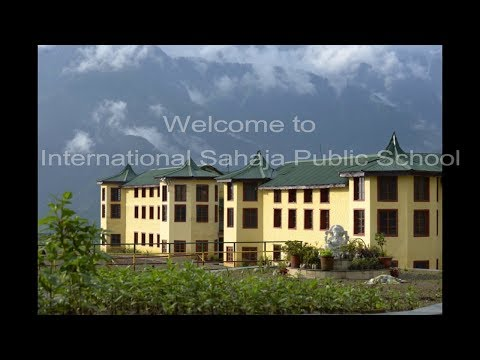 The International Sahaja Public School  (ISPS)   Dharamshala