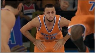 "NBA 2K15 My League Fantasy (LEGENDS) Mode Ep.4 - New York Knicks | ""BEST TRADE YET"" 