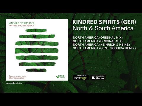 KINDRED SPIRITS (GER) - South America (Genji Yoshida Remix)