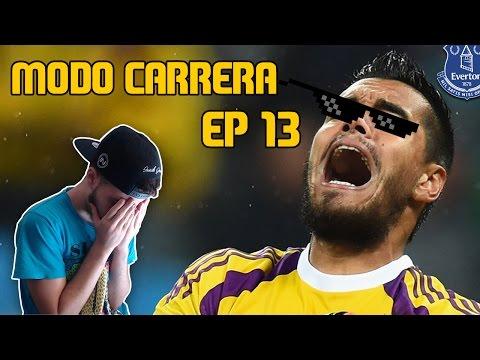 FIFA 16 Modo Carrera ''Manager'' Everton FC - ¡SERGIO ROMERO EL CALLABOCAS! EP 13