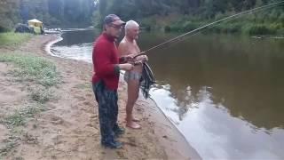 Риболовля на Пд. Кельтме 2016