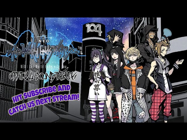 NEO The World Ends With You PS4 Gameplay | The Streets & Beats of Shibuya