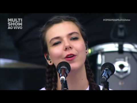 Of Monsters and Men   at Lollapalooza Brasil  2016  HD