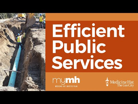 Efficient Public Services