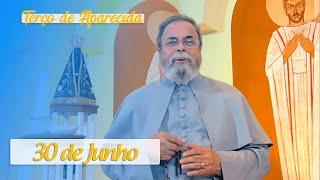 Terço De Aparecida Com Pe. Antonio Maria – 30 De Junho De 2020