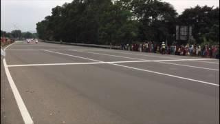 Wow, Ini Konvoi Raja Arab Saudi menuju Bogor