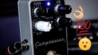 Keeley Compressor Plus | DEMO