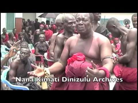 Rare Excerpts - Funeral of Otumfuo Opuku Ware II - Asante People Of Ghana