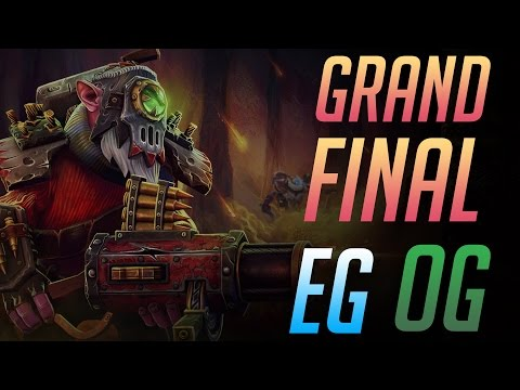OG vs EG GRAND FINAL Dota Pit 5 HIGHLIGHTS #dota2
