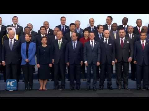 UN climate summit - leaders pledge climate rescue