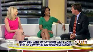Fox News:  Does office sexism start at home
