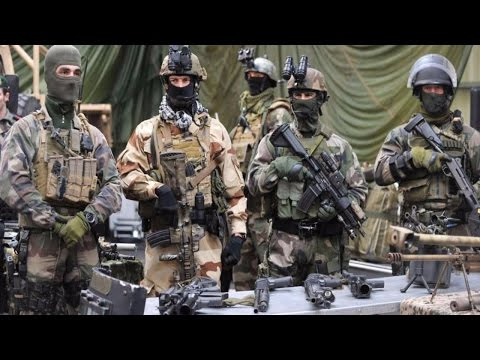 Enquete Exclusive 2017 commandos elite reportage 2017