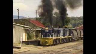 Coonabarabran to Bugaldie - 48 class - April 1998