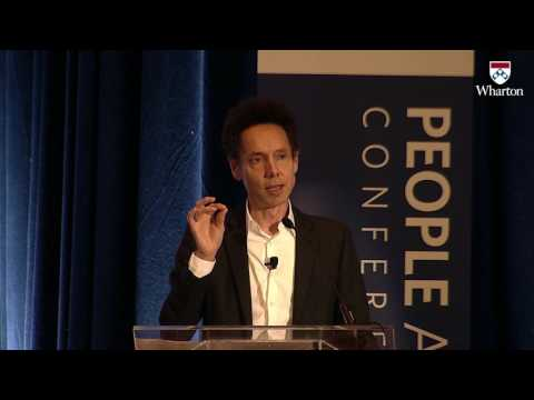 Wharton People Analytics Conference 2017: Keynote Conversation with Malcom Gladwell and Adam Grant