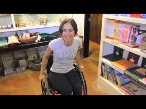 NextStep's Wheelchair for a Day Rory Freedman