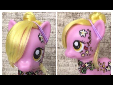 Мода из Комода: Прическа для пони Пинки Пай ~Выпуск 14~ MLP:FIM