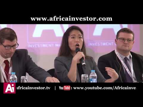 Richelle Sugiyama speaks on Innovation in Pension Investments at the Ai Pension and SWF Summit 2017