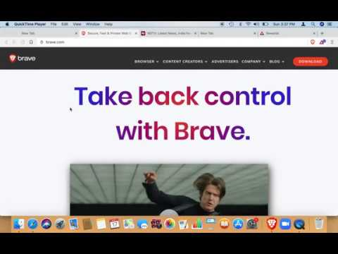 Brave Browser and BAT Token-Next big thing 1