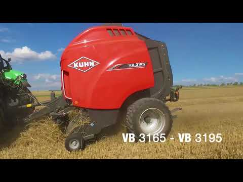 KUHN VB 3100 introduction - Round Balers (introduction)