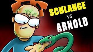 Was kann Schlangengift im Blut anrichten?