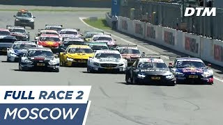DTM Moscow 2017 - Race 2 - RE-LIVE (English) thumbnail