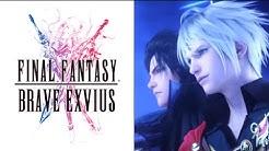 Final Fantasy Brave Exvius Dalnakya Cavern Exploration Gameplay