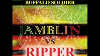 Bob Marley - Buffalo Soldier Remix -- Jamblin Vs Ripper Productions