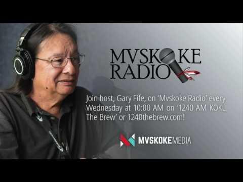 Mvskoke Radio 09 14 2016