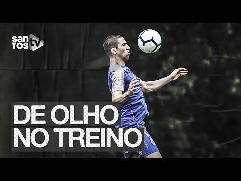 RETA FINAL DA PREPARAÇÃO PARA O CLÁSSICO | DE OLHO NO TREINO (24/10/19)