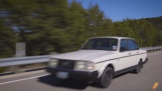 1992 Volvo 240: A Touch of Class -- /WHEEL LOVE