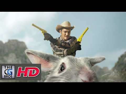 "CGI VFX Breakdown : ""CHIATAI""s Fertilizer TVC"" - by Yggdrazil Group"