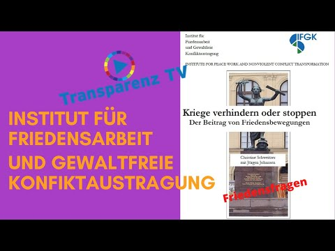 INSTITUT FÜR FRIEDENSARBEIT