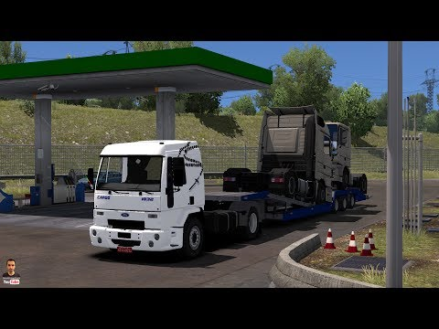 Ets2 1.27...PDT...Ford Cargo 1832 Fix