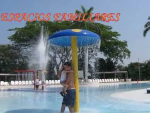 Parque olas girardot viajes mar adentro youtube for Toboganes para piscinas