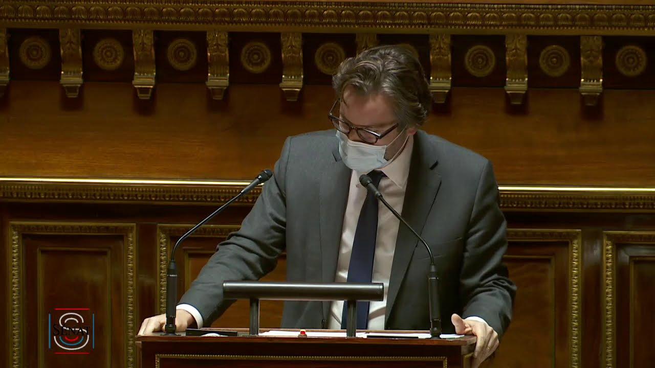 Emmanuel CAPUS : Évaluation des politiques publiques vu la gestion de la crise sanitaire 1/2