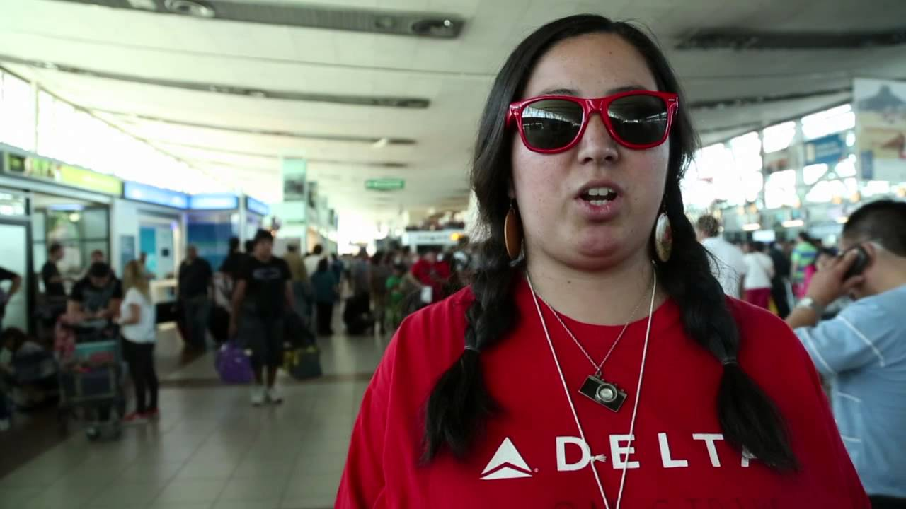 Delta Call Center Strike | Santiago, Chile - YouTube