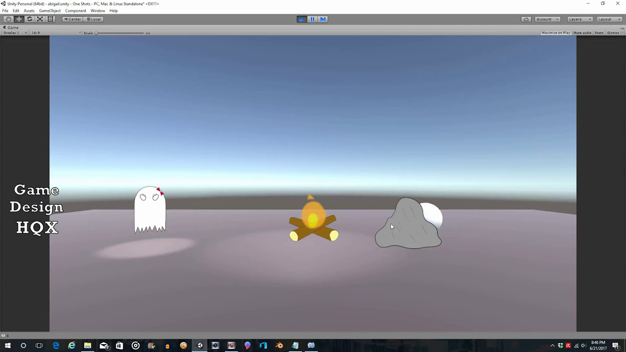 Unity 5 - Mining Rocks From Don'T Starve  Design And Deploy 21:35 HD