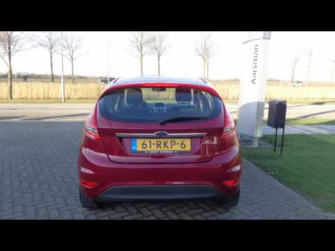 Ford Fiesta 125 Titanium 81pk Set Winterbanden Youtube