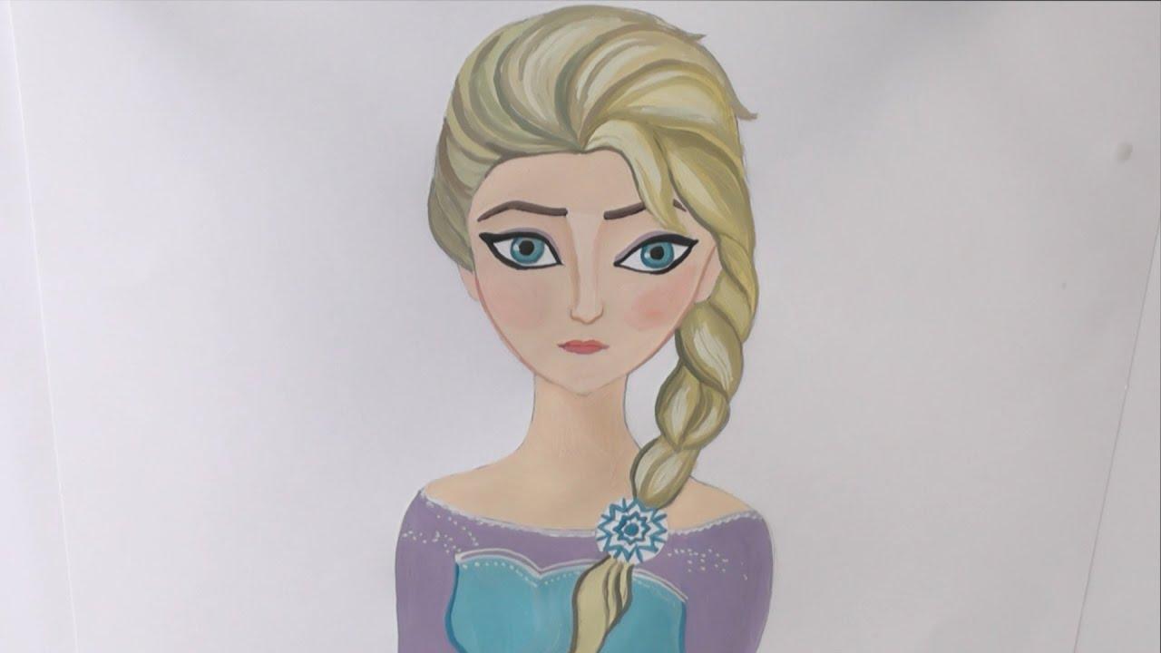 картинки как нарисовать принцессу каденс