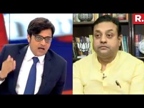 Arnab Goswami Vs Sambit Patra | UP By-Poll Results 2018