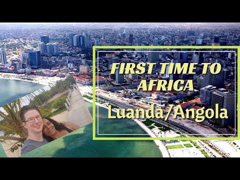 First time to Angola/Africa (Part 1) - Pela primeira vez para Angola/Africa